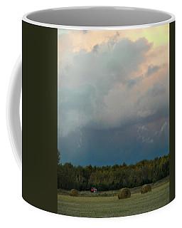 Colossak Country Clouds Coffee Mug