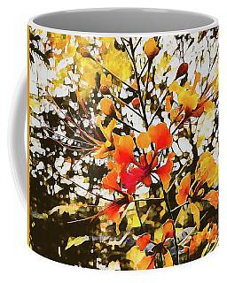 Colourful Leaves Coffee Mug
