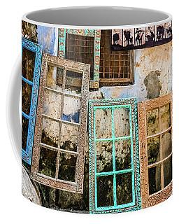 Colorful Window Frames Coffee Mug