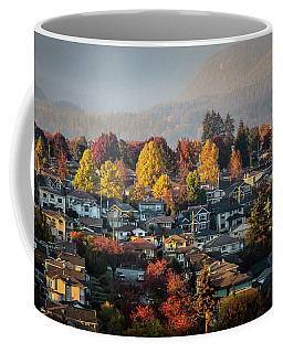 Colours Of Autumn Coffee Mug