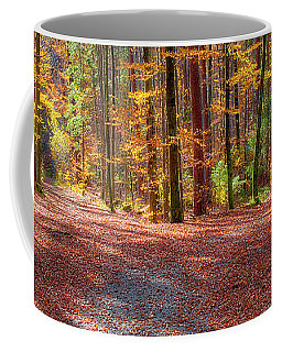 Colours Of Nature Coffee Mug