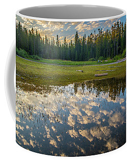 Colter Bay Reflections Coffee Mug