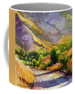 Columbia County Backroads Coffee Mug