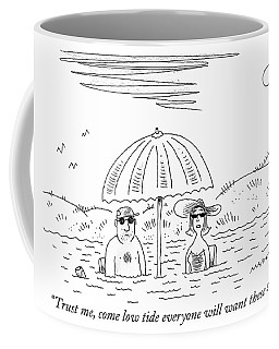 Come Low Tide Coffee Mug