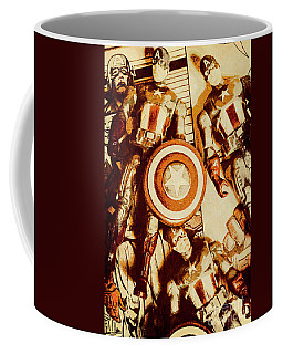 Comic Collector Inc. Coffee Mug