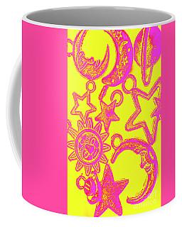 Comic Constellation Coffee Mug