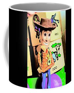 Comic Cowboy Coffee Mug