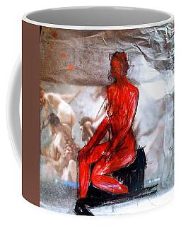 Coming From The Treaure  Coffee Mug