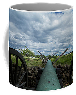 Confederate Canon Coffee Mug