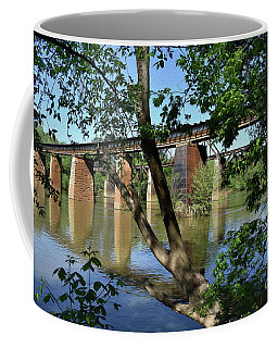 Congaree Trestels From The East Coffee Mug