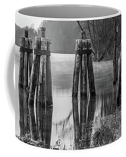 Connecticut River At Dawn Coffee Mug