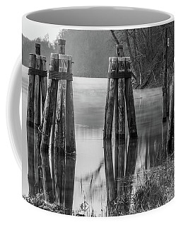 Connecticut River At Dawn Coffee Mug