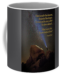 Consider The Heavens Coffee Mug