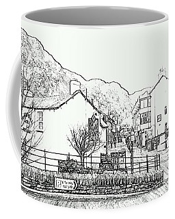 Coniston High Street Coffee Mug