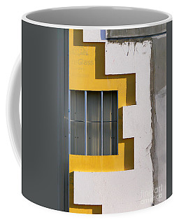 Construction Abstract Coffee Mug