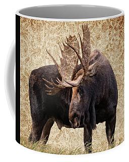 Contemplating Coffee Mug
