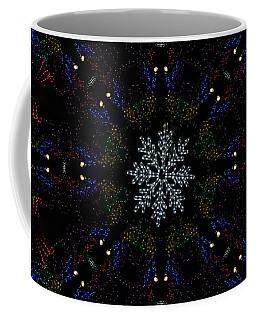 Continuous Christmas Lights Coffee Mug