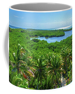 Contoy Island Coffee Mug