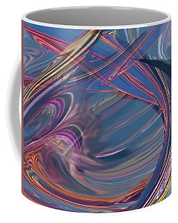 Contrail Party Coffee Mug