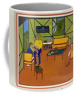 Conversations Coffee Mug