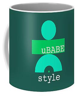Cool Green Style Coffee Mug