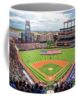Coors Field Colorado Rockies Baseball Ballpark Stadium Coffee Mug