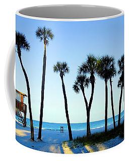 Coquina Palms Coffee Mug