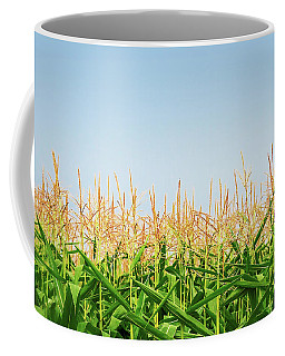 Corn Tassels Coffee Mug