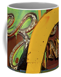 Coffee Mug featuring the photograph Cortez by Skip Hunt