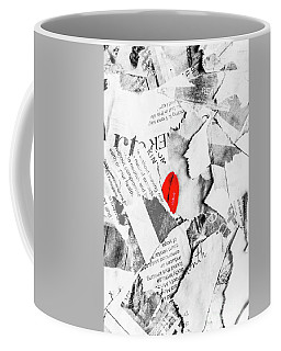 Cosmetic Collage Coffee Mug