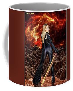Cosmic Destroyer Coffee Mug