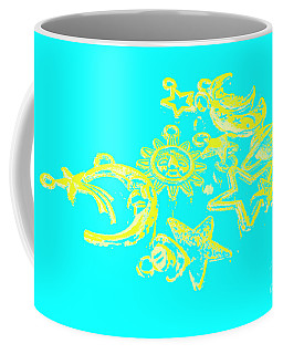 Cosmos Caricatures Coffee Mug
