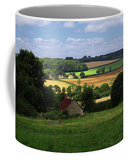 Cotswold Field England 81601 Coffee Mug