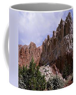 Cottonwood Spires 2-sq Coffee Mug