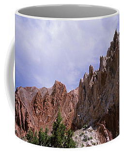 Cottonwood Spires 2 Coffee Mug