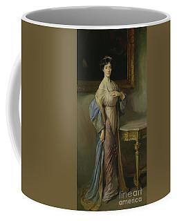 Countess Fitzwilliam, Wife Of The 7th Earl Fitzwilliam, 1911 Coffee Mug