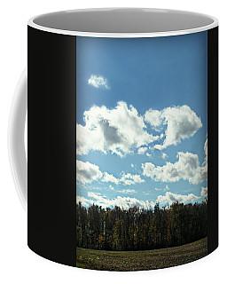 Country Atumn Curves 9 Coffee Mug