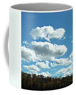 Country Autumn Curves 11 Coffee Mug