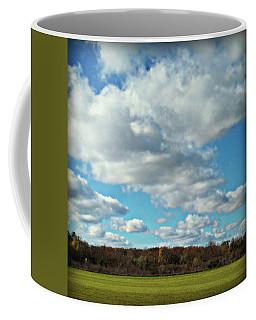 Country Autumn Curves 7 Coffee Mug
