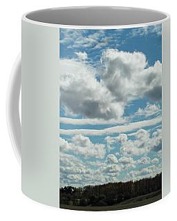 Country Autumn Curves Coffee Mug