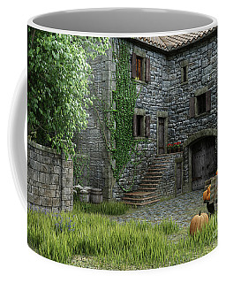 Country Farmhouse Coffee Mug