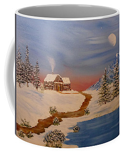 Country Retreat Coffee Mug