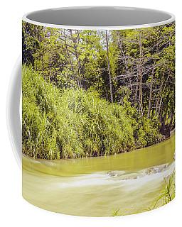 Country River In Trelawny Jamaica Coffee Mug
