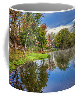 Countryside Drive Coffee Mug