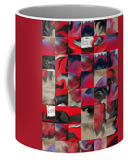 Coupe Rouge Coffee Mug