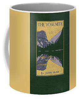 Cover Design For The Yosemite Coffee Mug