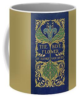 Cover Design For The Blue Flower Coffee Mug