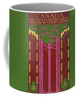Cover Design For Canada Coffee Mug