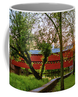 Covered Through Tree Coffee Mug