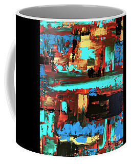 Coverup Coffee Mug